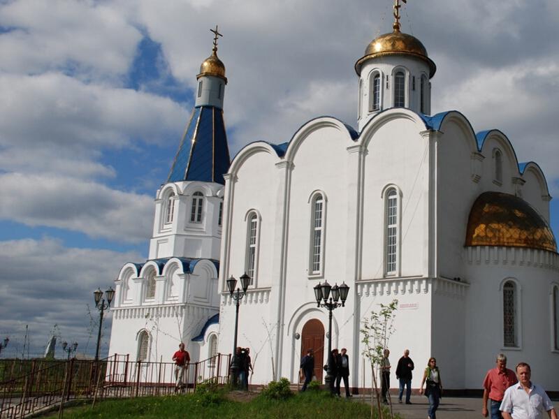Sjømenns kirke i Murmansk